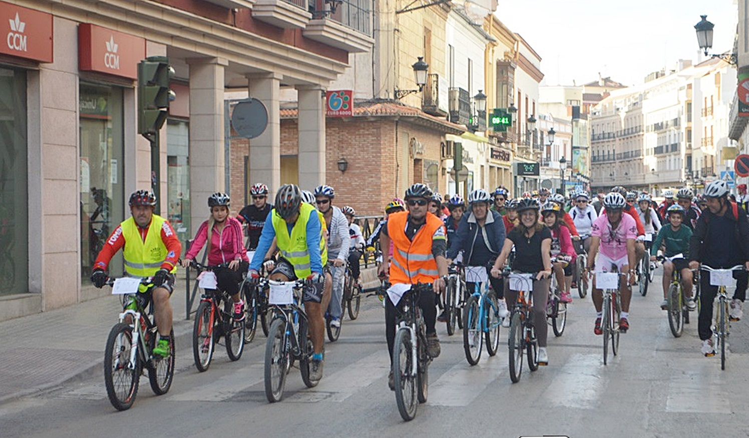 El domingo se celebrará la II Ruta Cicloturista a beneficio de la AECC