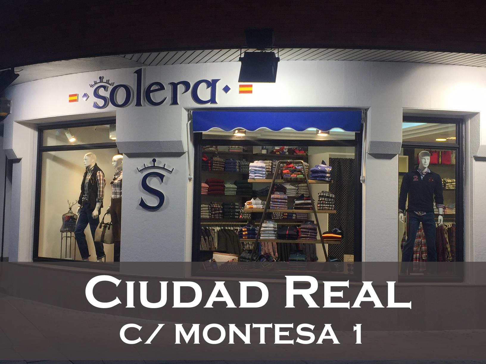Solera llega a Ciudad Real, la moda con calidad y estilo a precios asequibles