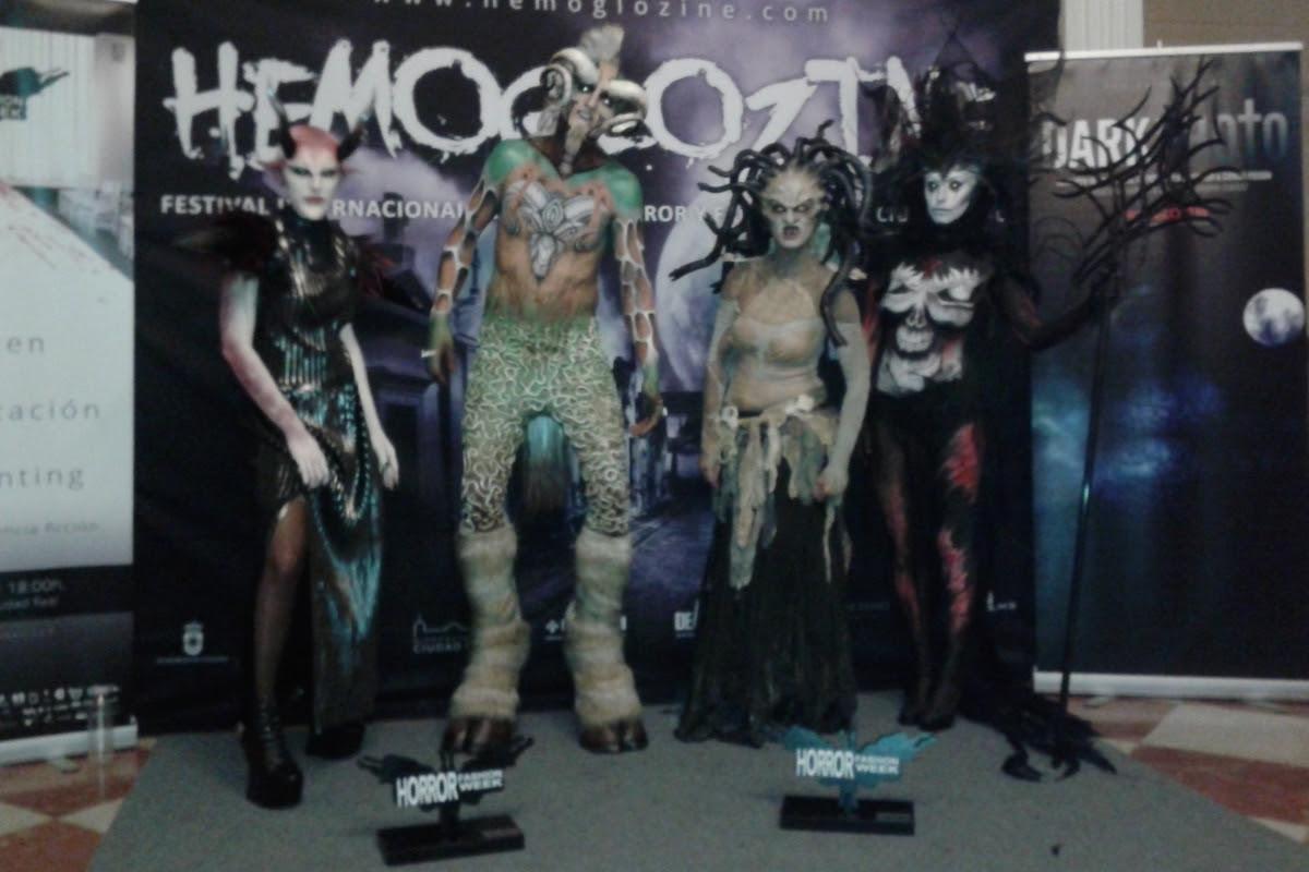 Horror Fashion week