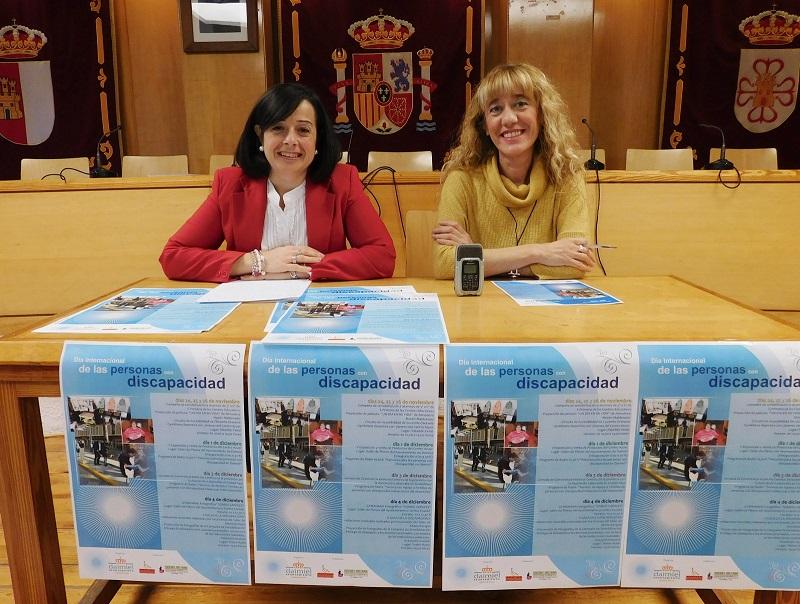 """Sensibilización e integración para celebrar el """"Día Internacional de las Personas con Discapacidad"""""""