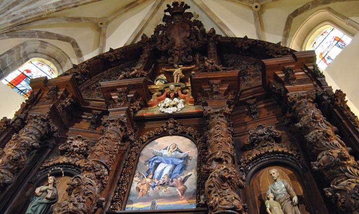 Iglesia de Nuestra Señora de la Asunción de Almodóvar del Campo
