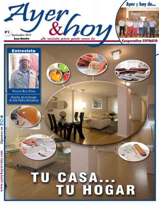 Revista de Noviembre 2015 – Zona Mancha