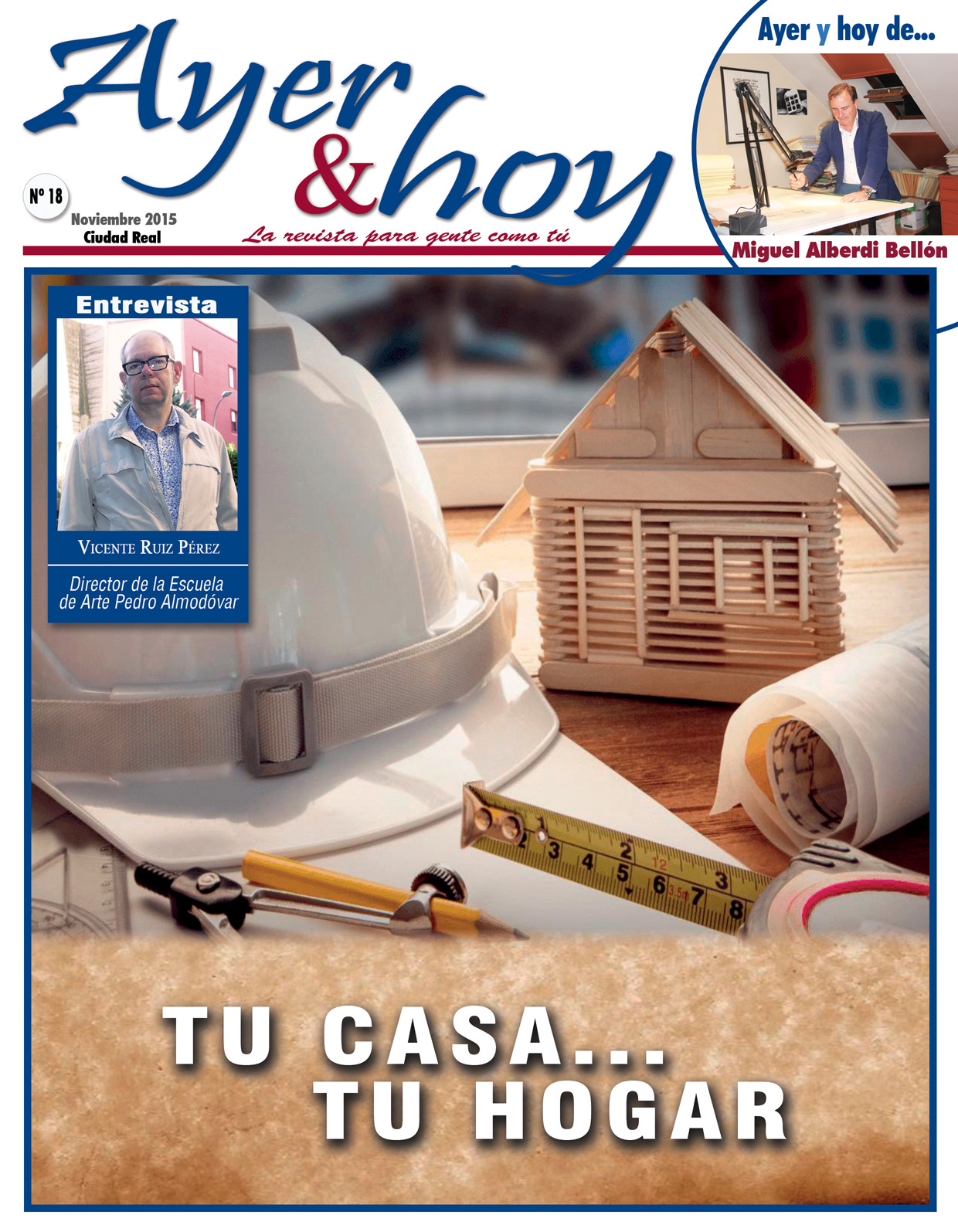 Revista de Noviembre 2015 – Ciudad Real