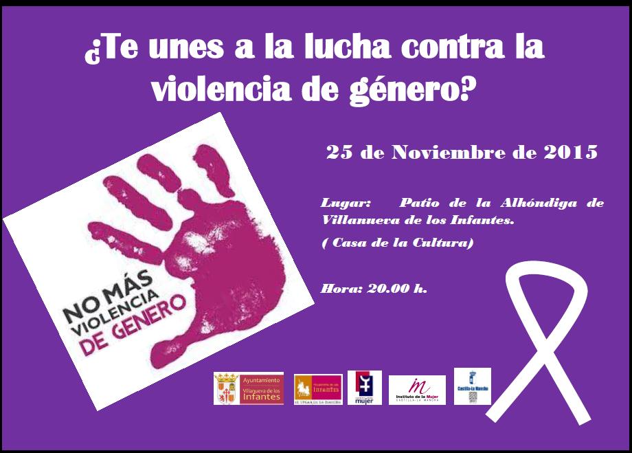El Centro de la Mujer conmemora el Día Internacional para la erradicación de la Violencia de Género