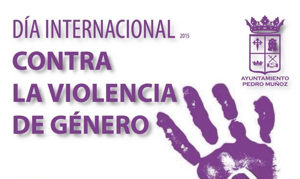 El Ayuntamiento de Pedro Muñoz convoca a las mujeres y hombres a comprometerse con la lucha contra la violencia de género el 25 de noviembre
