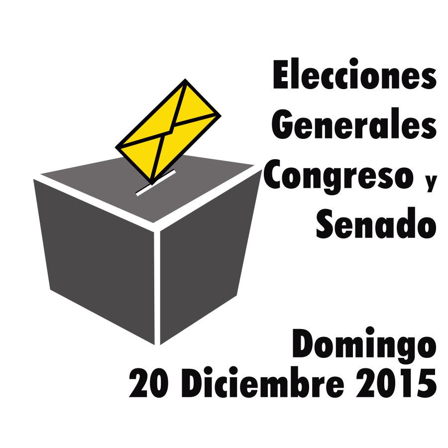 Elecciones 20 diciembre 2015