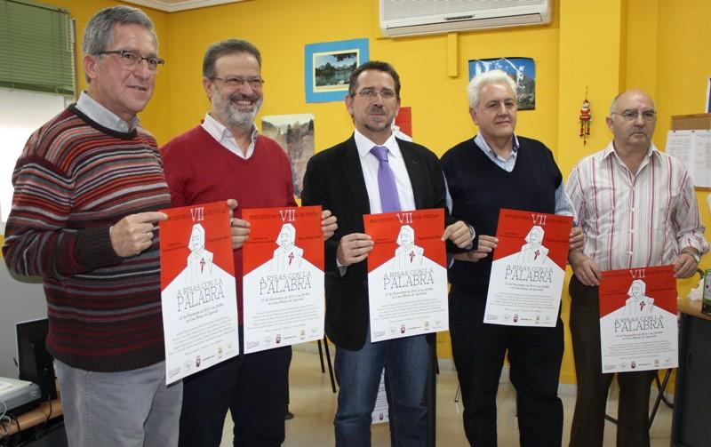 El VII Encuentro Oretania de poetas recaudará fondos para el Centro Ocupacional