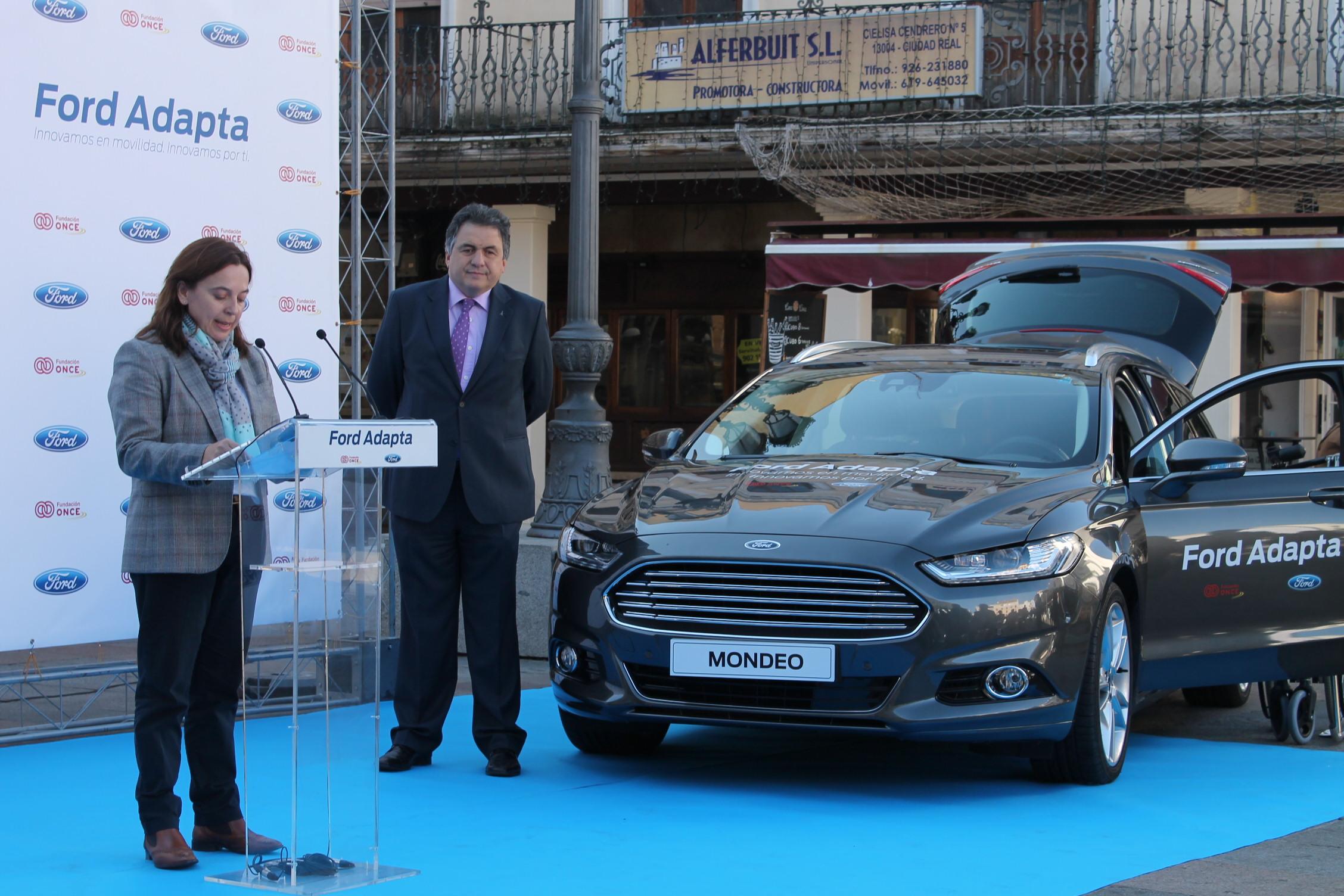 Ford Adapta Ciudad Real