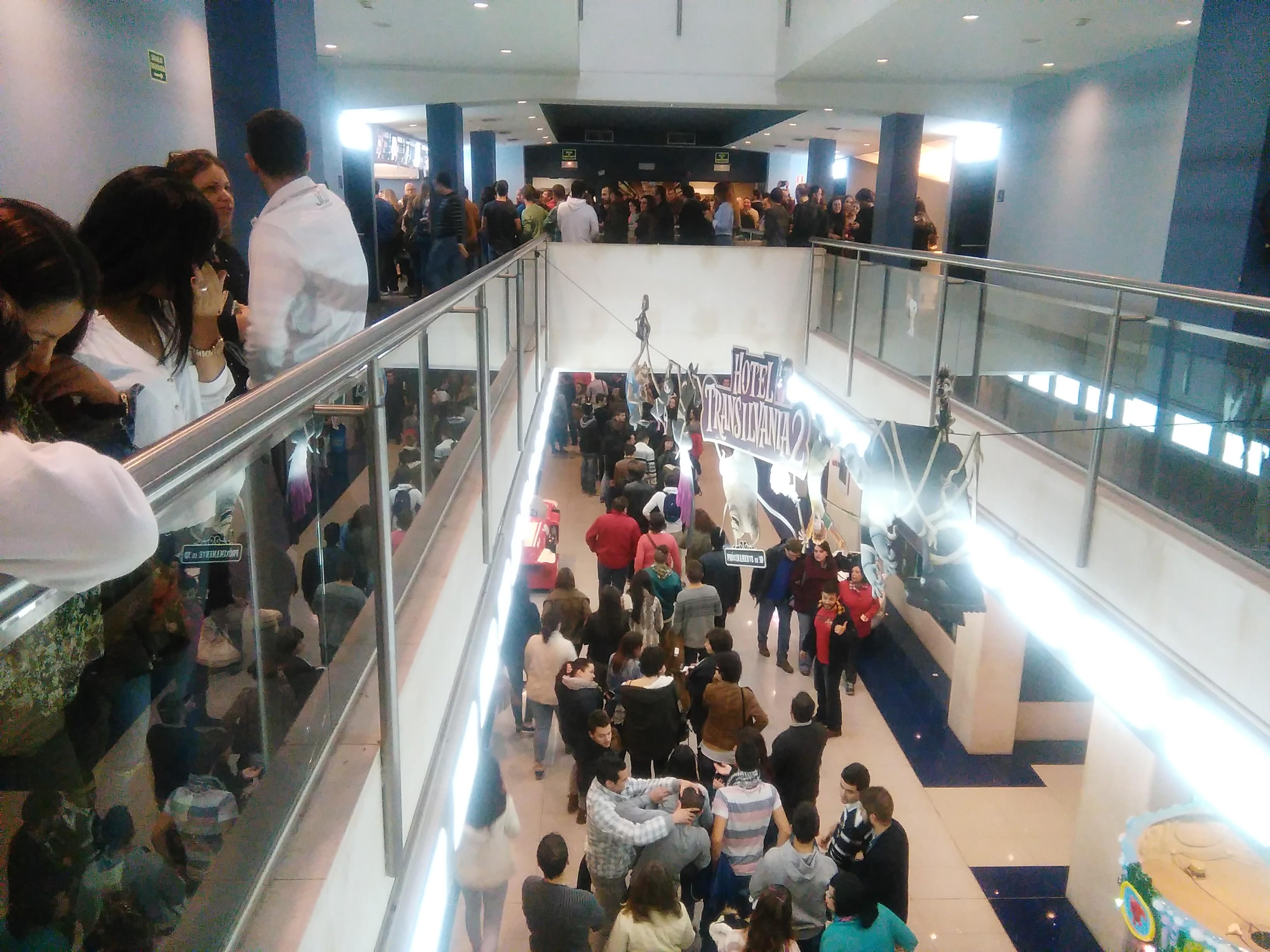 Cientos de ciudadrealeños disfrutan de la fiesta del cine