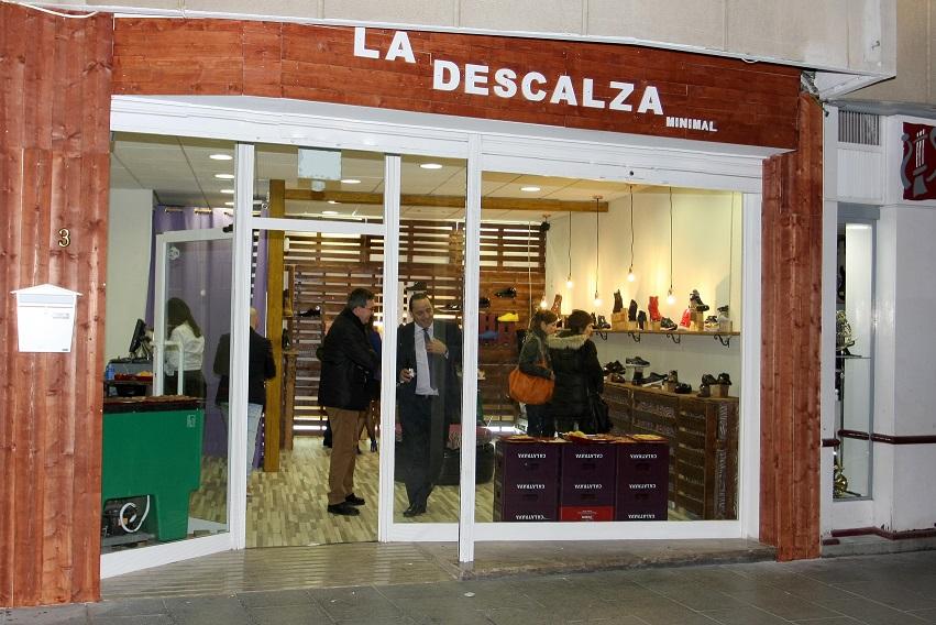 Abre en Ciudad Real La Descalza Minimal, una zapatería para todo el mundo