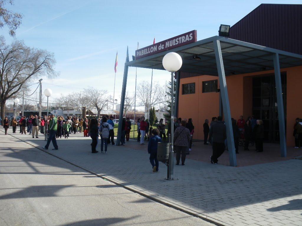 Treinta y seis particpantes en la I Feria del Comercio Local de Manzanares