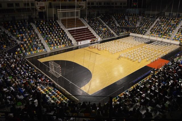 1.570 aspirantes se examinaron en el Quijote Arena para la Bolsa de Operarios de Servicios Múltiples