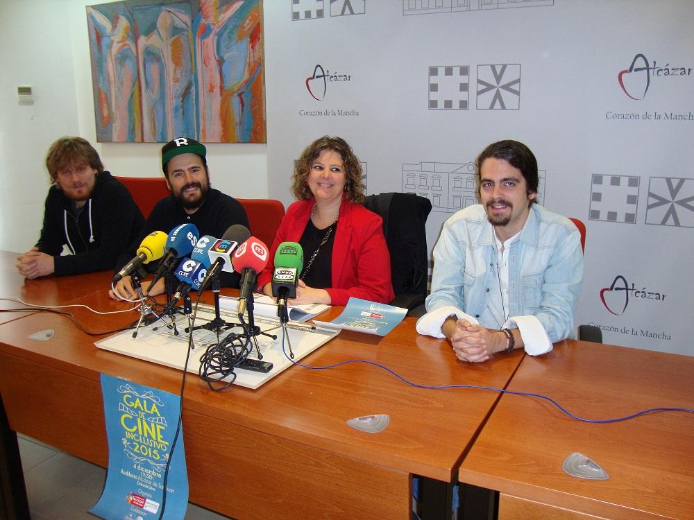 Con poco presupuesto pero con gran esfuerzo y satisfacción se pone el marcha la I Semana de la Discapacidad de Alcázar de San Juan