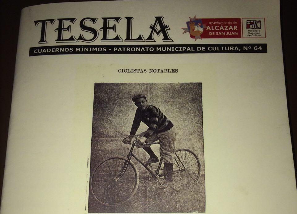 Cien años de ciclismo 1897-1997, nueva Tesela publicada por el PMC del Ayuntamiento