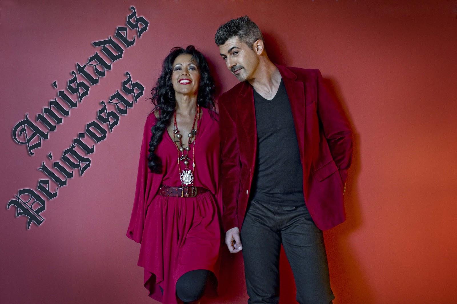 El mítico dúo Amistades Peligrosas, en concierto este viernes en Valdepeñas