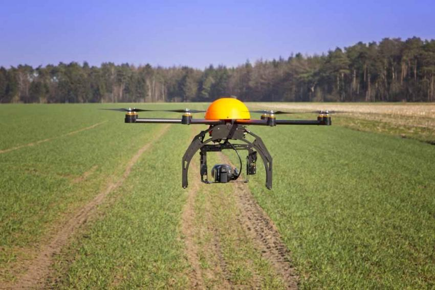"""Manzanares acogerá un """"work-shop"""" sobre la aplicación de drones en agricultura, los días 27 y 28 de noviembre"""