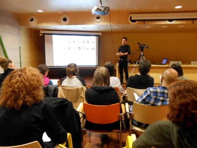Profesionales del FECICAM dirigirán un taller de 'Interpretación frente a la Cámara' los días 16 y 17 de noviembre en Ciudad Real