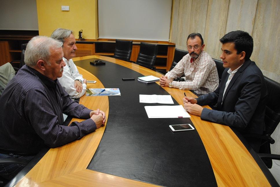reunión representantes del fútbol