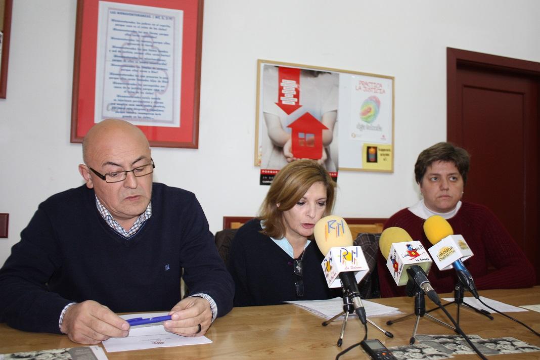 Cáritas organiza diversas actividades en su campaña navideña