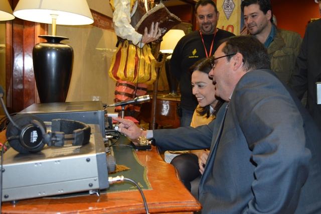 200 radioaficionados españoles celebran durante el fin de semana su XXIX Congreso en Ciudad Real