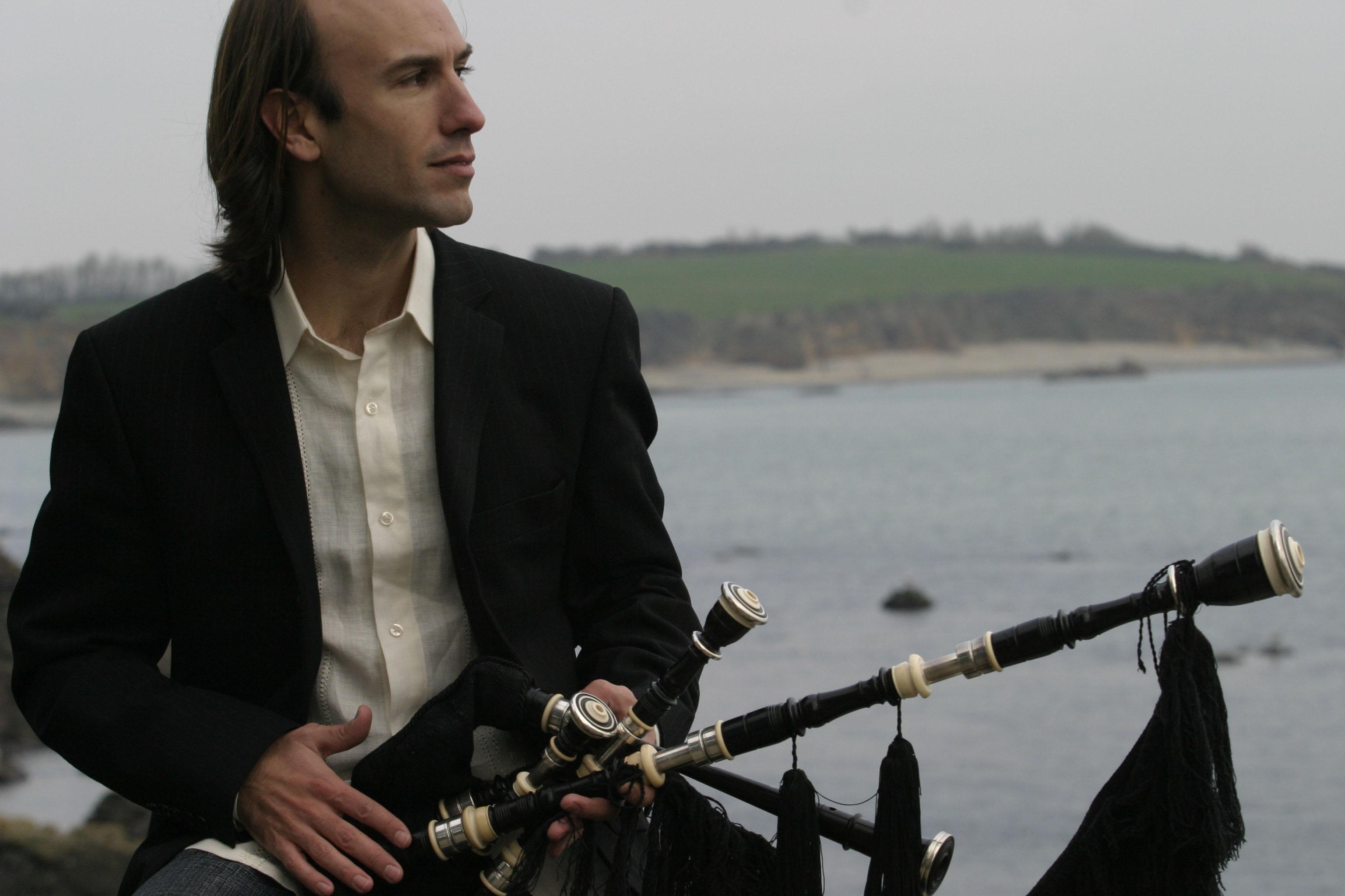 Carlos Núñez, el gaitero más internacional, el próximo 28 de diciembre en Valdepeñas