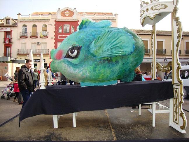 Ayer se acabaron los carnavales de Alcázar de San Juan