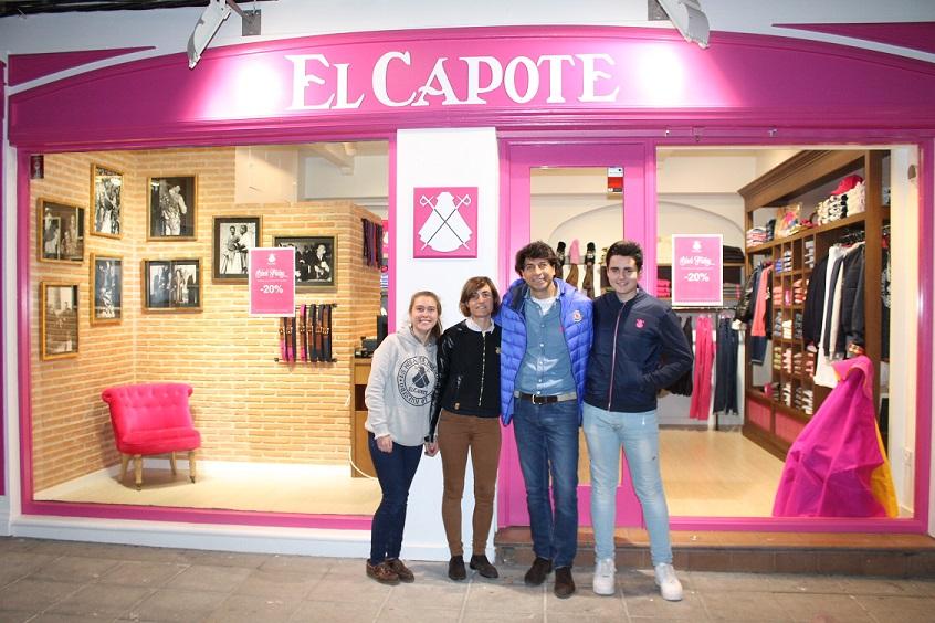 """""""El Capote"""", tienda de ropa de hondo sabor español, llega a Ciudad Real"""