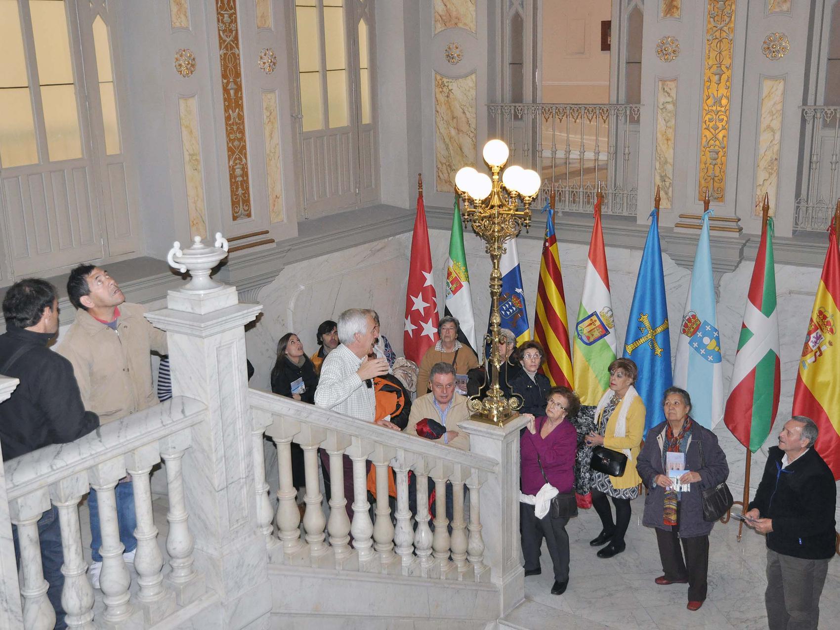 Jornada de puertas abiertas en la Diputación