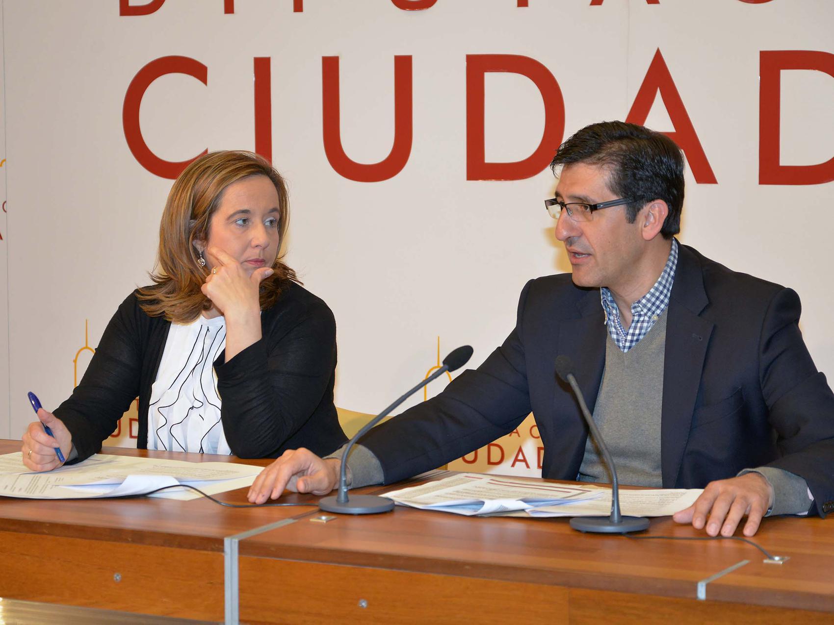 La Diputación de Ciudad Real destina tres millones de euros al plan de emergencia social 2016