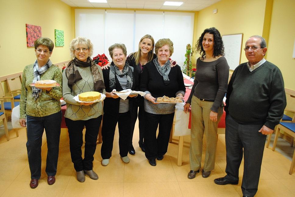 La Escuela Infantil de Cachiporro y el Centro de Mayores del Lucero celebran la Navidad