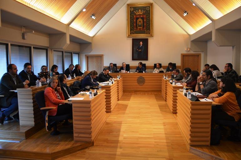 Aprobado el Presupuesto Municipal para el año 2016 que ascenderá a casi 67 millones de euros