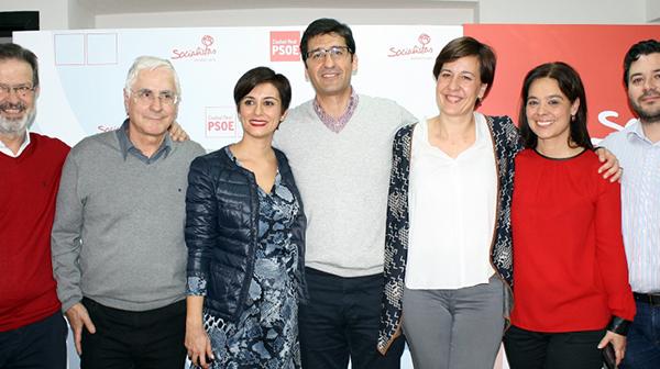 Caballero: «Frente a la pérdida de votos 'a chorros' del PP, el PSOE sale fortalecido para seguir trabajando por el bienestar de los ciudadanos»