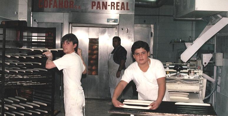 Pan Real. Cuatro generaciones de panaderos