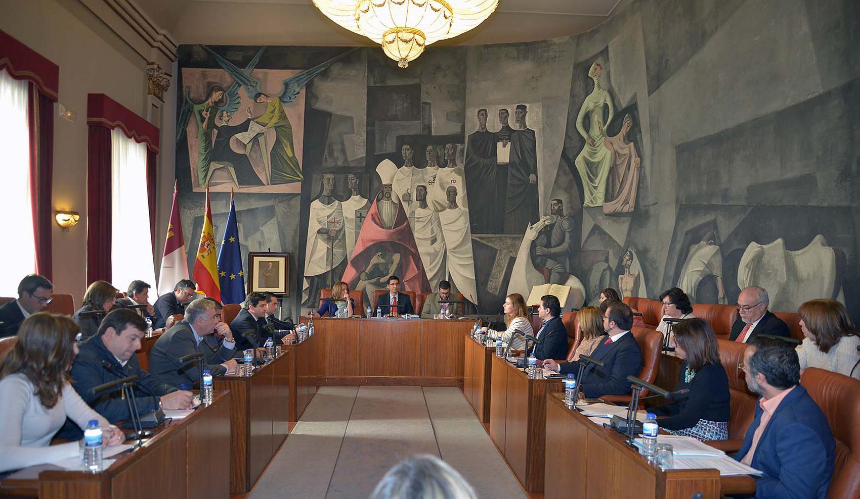 Aprobados los presupuestos con más de 50 millones de euros para empleo y 21'5 para atender a los más débiles