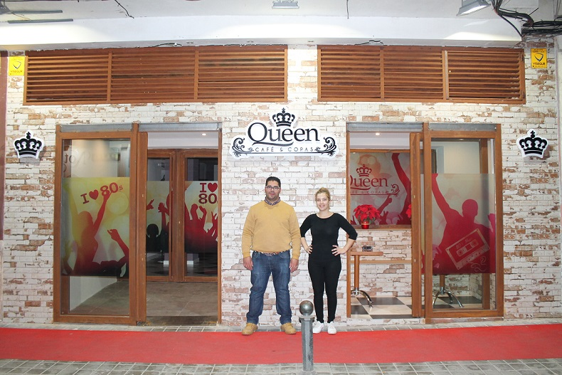 Queen Café & Copas, los años 80 vuelven a Ciudad Real