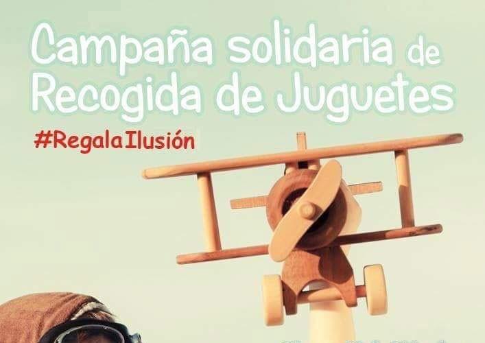 Campaña Recogida de Juguetes en Miguelturra hasta el 27 de diciembre