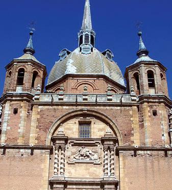 Iglesia de San Carlos del Valle