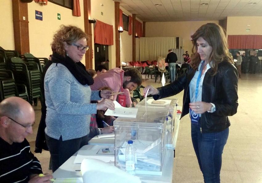 El PP vuelve a ganar las Elecciones Generales en Carrión de Calatrava con un 45,52% de votos, y una alta participación