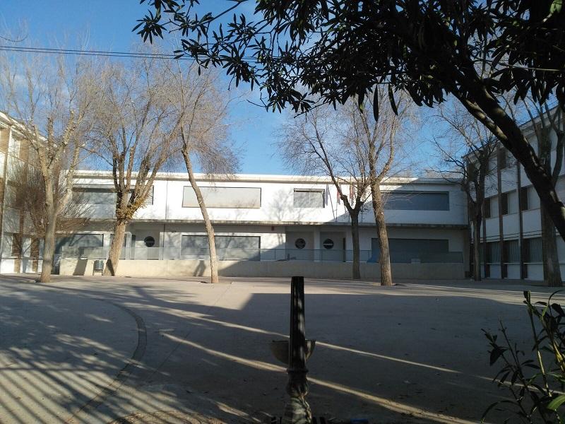 comedor escolar en Alcázar