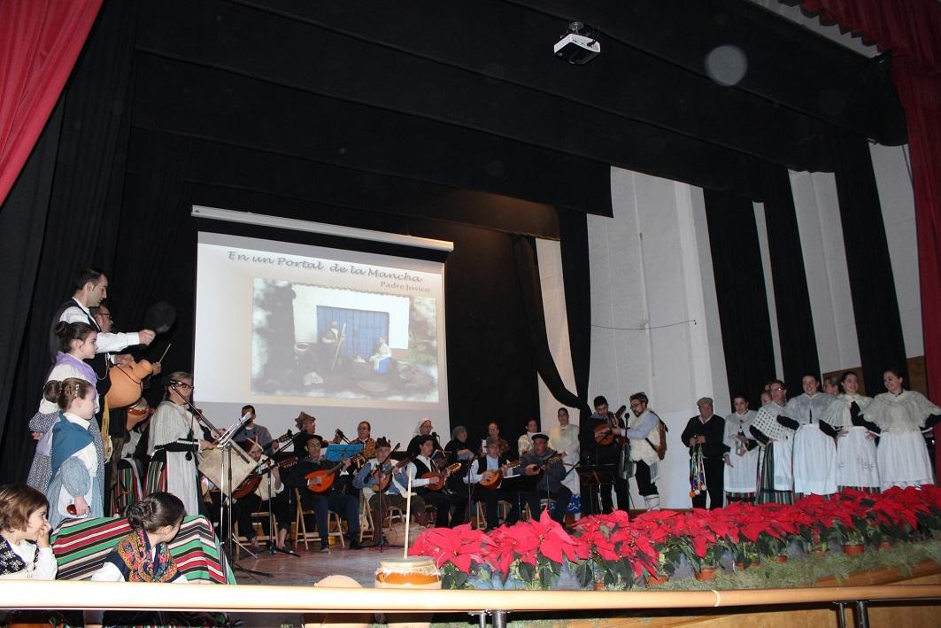 Concierto de Navidad Solidario a cargo de la Asociación de Folclore y Tradición Cruz de Santiago