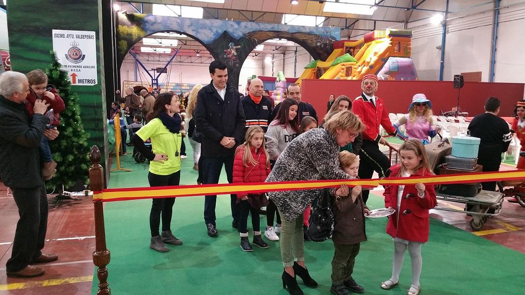 Chicolandia abre sus puertas ofreciendo diversión asegurada a los más pequeños