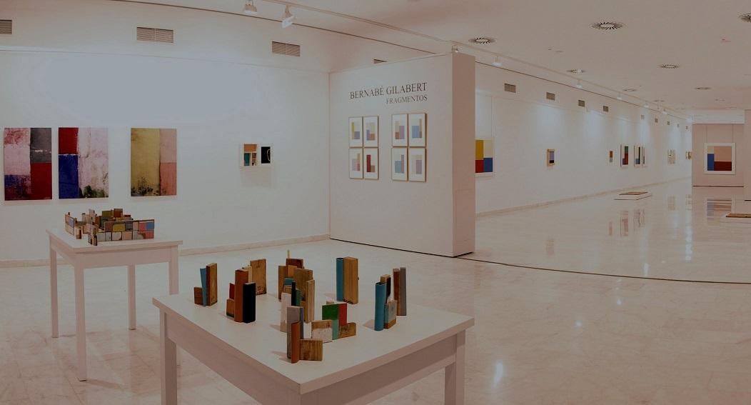"""Las pinturas de Bernabé Gilabert se exponen desde este viernes en """"La Confianza"""""""