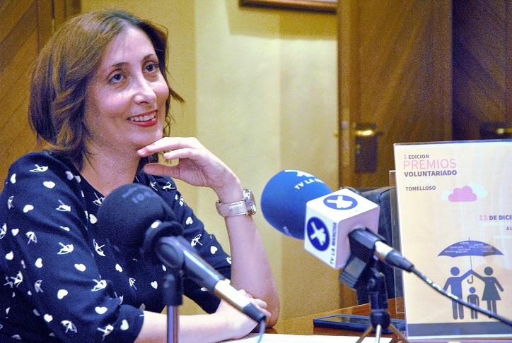 Ana María Garrido y AFAS serán los protagonistas de los I Premios Voluntariado Social