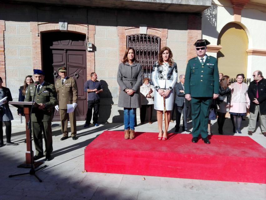 Carrión de Calatrava celebró con solemnidad el día de la Constitución Española