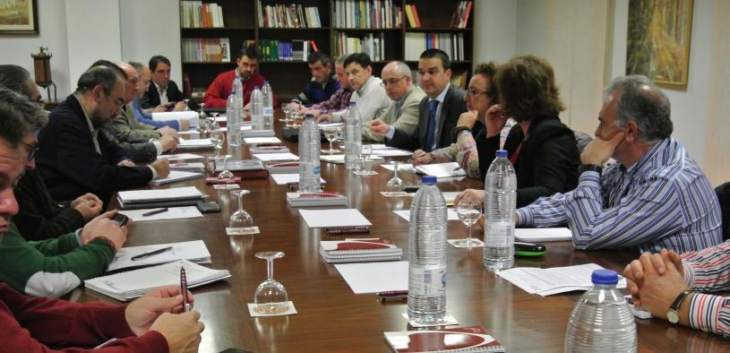 Acuerdo en la D.O. Valdepeñas con la mediación del Gobierno regional