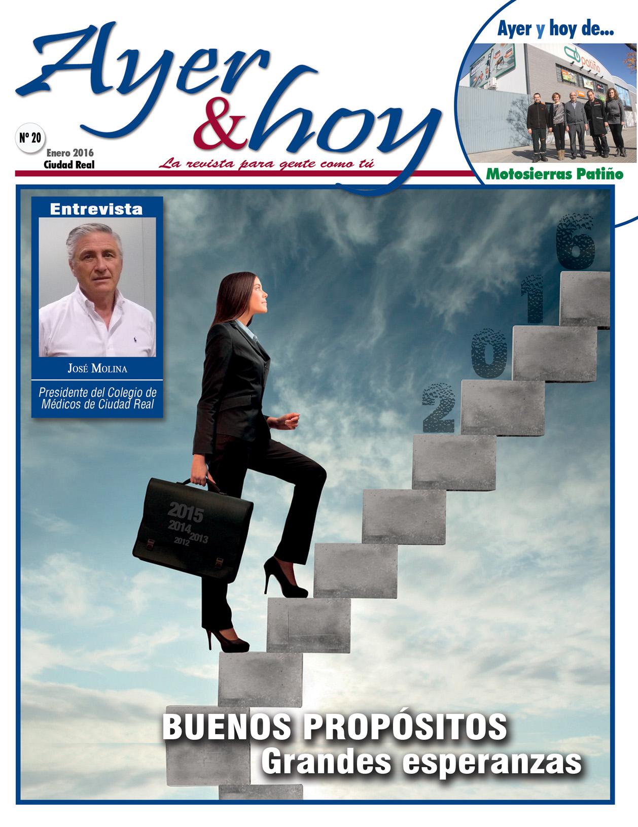 Revista de Enero 2016 – Ciudad Real