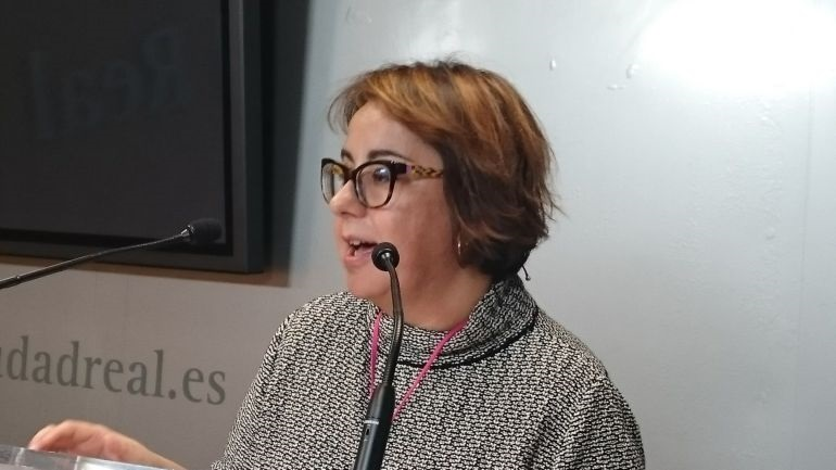 """Manuela Nieto ha presentado """"La noche de la ilusión"""""""