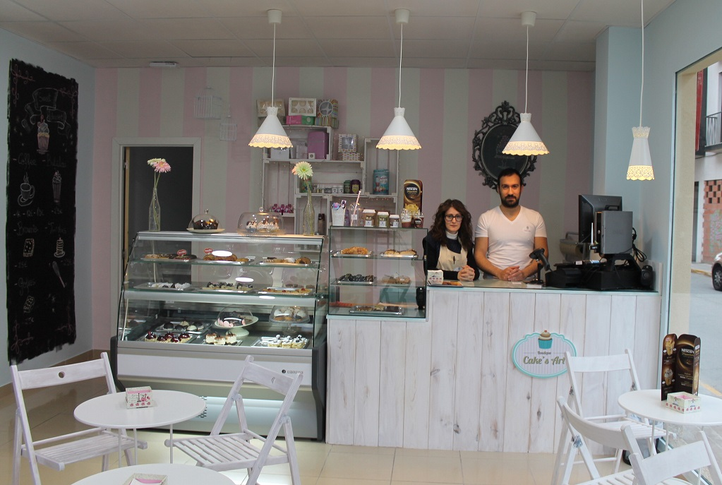 Cake´s Art Boutique, un novedoso local de repostería artística en Manzanares