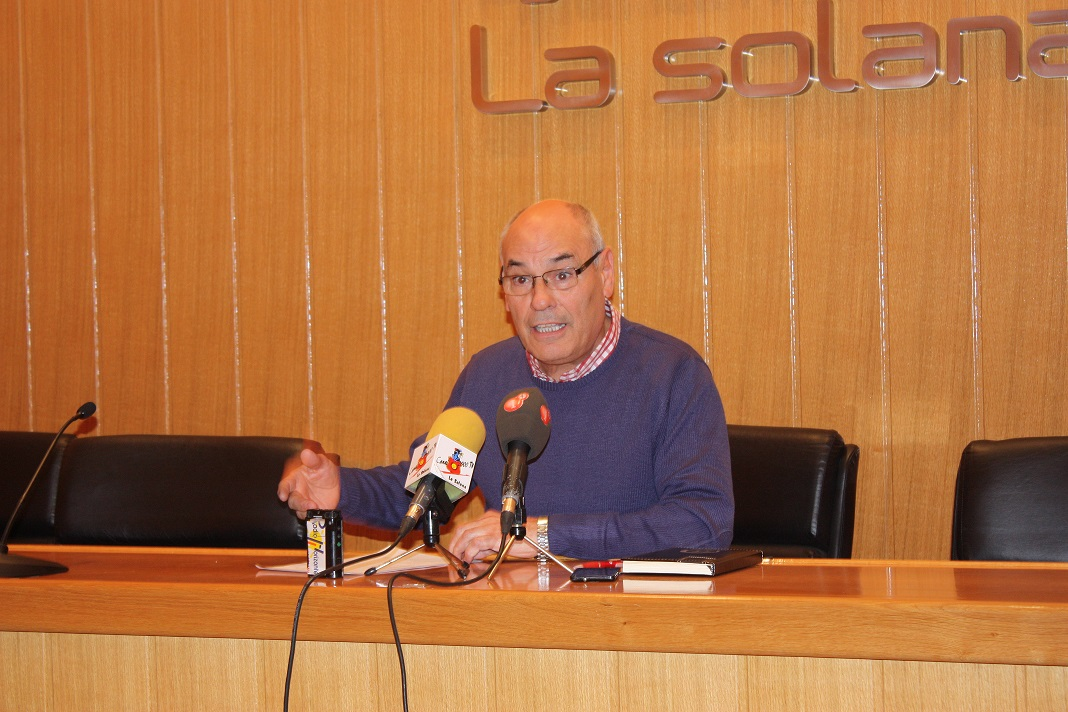 """Presentado el III Concurso de Cartas de Amor """"Villa de La Solana"""""""