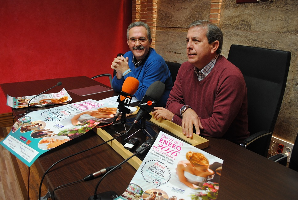 La Feria Salón Novios, Hogar y Eventos de Valdepeñas acogerá a 55 empresas en 77 stands